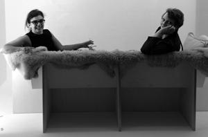 Sophie Desbordes, et Linda Grabe, co-directrices du Volatile