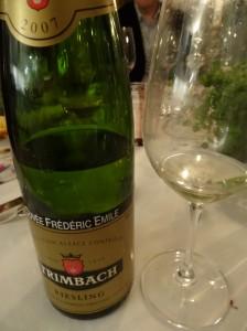 Trimbach-Cuvée-Frédéric-Emile-2007-Vin-d'Alsace-Le-Volatile-Lindaboie-