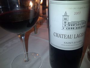 Château Lagrange Saint-Julien 2007 Grand Cru Classé de 1855 pour TheVolatile