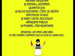 Maitresses de Chai Liste des Vigneronnes The Volatile