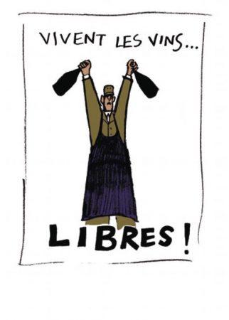 Vivent les Vins Libres Que du Bon 29 juin 2014 The Volatile
