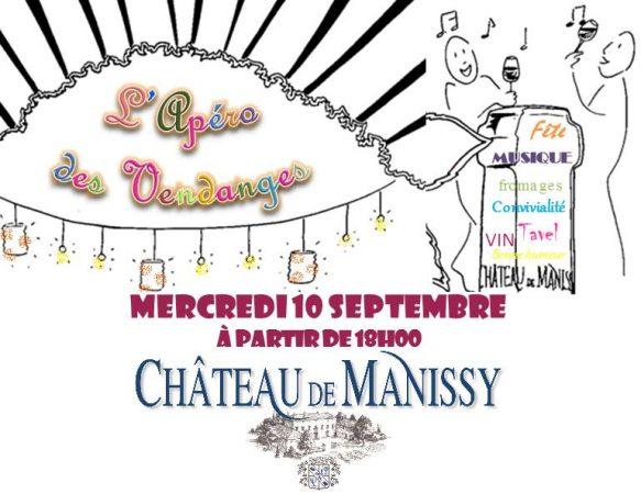 Château de Manissy pour Le Volatile