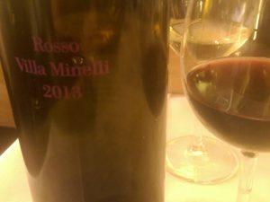 Villa Minelli 2013 Le Volatile